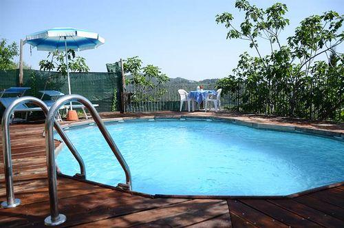 Location toscane francesca 3 villa ricetro maison de for Piscine prefabriquee