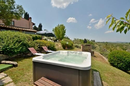 Location toscane nonno tonio maison de vacances - Cout piscine chauffee ...
