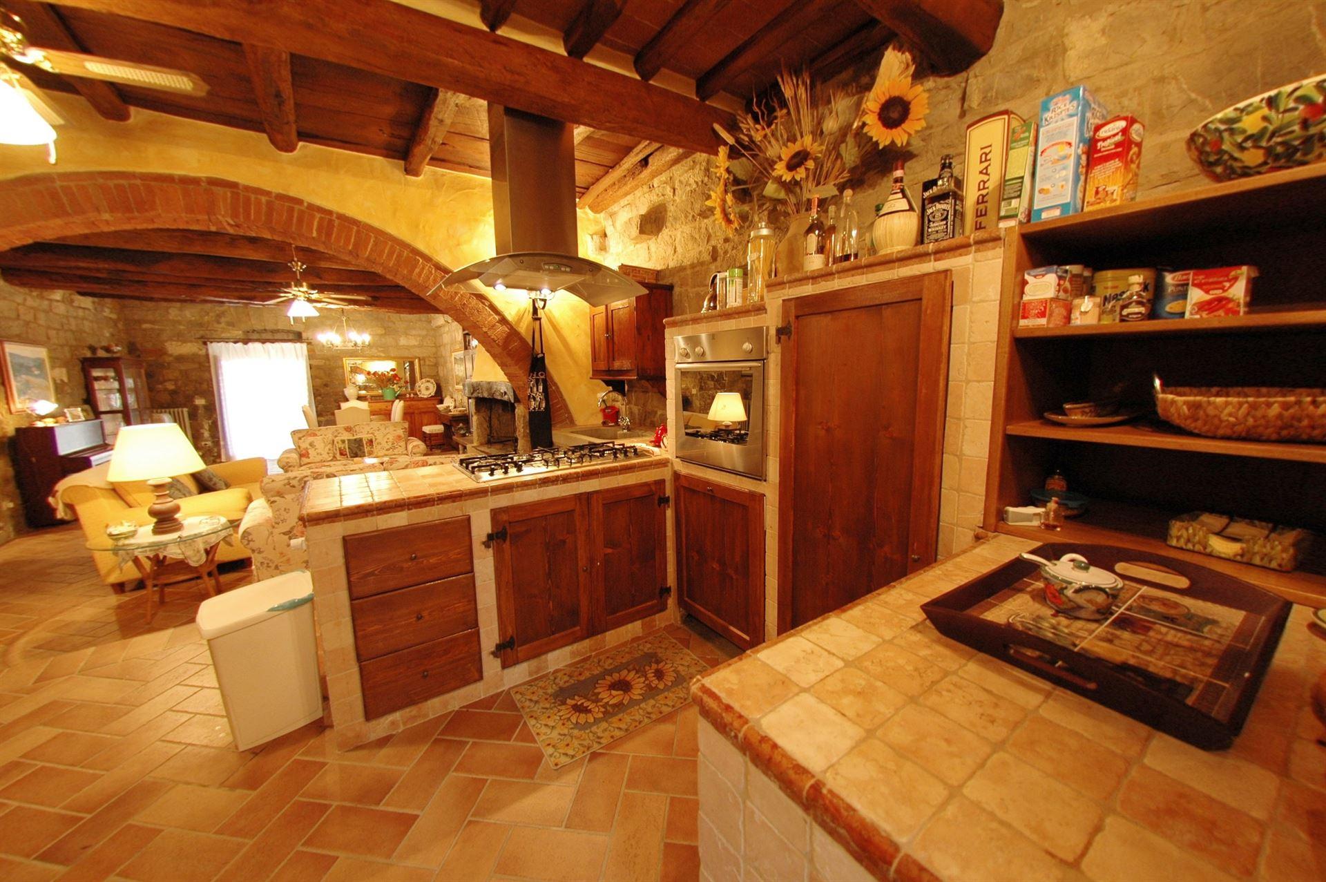 Location Toscane Casa Camporata 14